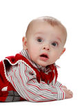 Cute baby boy Royalty Free Stock Image