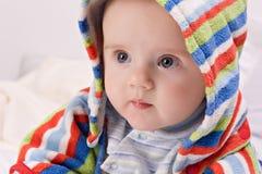 Cute baby boy Royalty Free Stock Photo