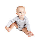 Cute baby boy Royalty Free Stock Photos