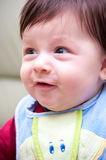 Cute baby boy portrait Stock Image