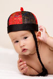 Cute baby. Stock Images