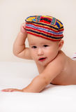 Cute baby. Stock Photo