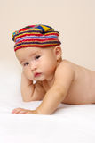 Cute baby. Royalty Free Stock Image