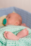Cute Baby Feet Royalty Free Stock Photo
