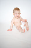 Cute baby girl Royalty Free Stock Images