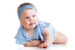 Cute baby girl Royalty Free Stock Photo