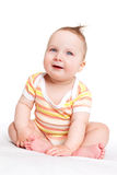 Cute baby girl. Stock Photo
