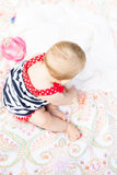 Cute baby girl Stock Photography