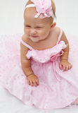 Cute baby girl. Royalty Free Stock Images