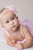 Cute baby girl. Stock Photo