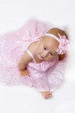 Cute baby girl. Stock Images