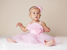 Cute baby girl. Stock Photography