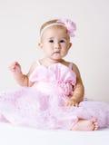 Cute baby girl. Royalty Free Stock Photos