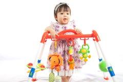 Cute baby girl Royalty Free Stock Photos