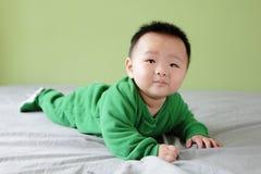 Cute Baby Look Up forward Royalty Free Stock Photos