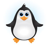 Cute baby penguin Stock Photos