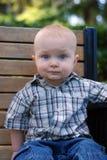 Cute Baby Smile - vertical Stock Photos