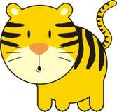 Cute baby tiger Stock Photos