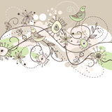 Cute  background Royalty Free Stock Images