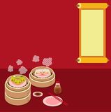 Cute Background. Vector File EPS10 Royalty Free Stock Images