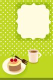 Cute Background. Vector File EPS10 Royalty Free Stock Photo