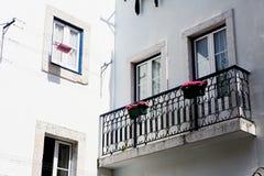 Cute Balcony Royalty Free Stock Photo