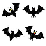 Cute bat Stock Image