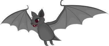 Cute bat. Illustration of the cute bat Royalty Free Stock Image