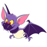 Cute bat Stock Photo