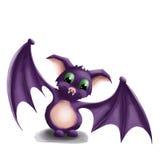 Cute bat Stock Photography