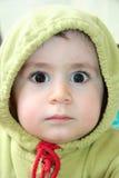 Cute bbay boy portrait Stock Photo