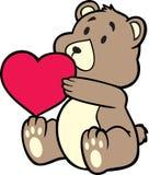 Cute bear Royalty Free Stock Photos