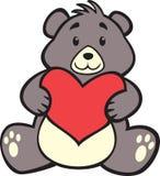 Cute bear Stock Images