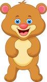 Cute bear cartoon. Illustration of Cute bear cartoon Royalty Free Stock Images