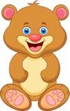 Cute bear cartoon. Illustration of Cute bear cartoon Stock Image