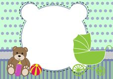 Cute bear dolly Royalty Free Stock Photos