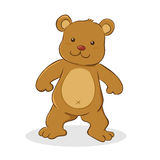 Cute bear Royalty Free Stock Images