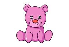 Cute Bear. Royalty Free Stock Photo