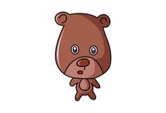 Cute Bear. Royalty Free Stock Photography