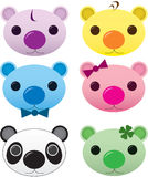Cute Bears Stock Images