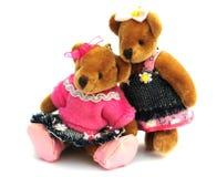 Cute bears Royalty Free Stock Photos