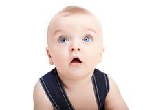 Cute beautiful little boy Stock Image