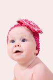 Cute beautiful little girl Royalty Free Stock Photos