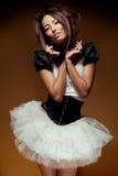 Cute beautiful woman Royalty Free Stock Photo