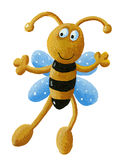 Cute bee Royalty Free Stock Photography