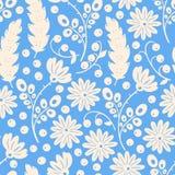 Cute beige natural pattern Stock Photo