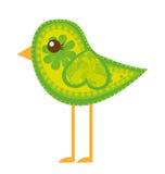 Cute bird Stock Image