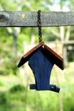 Cute Birdhouse Stock Photo