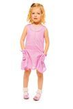 Cute blond little girl Royalty Free Stock Images