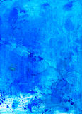 Cute blue abstract bright background for design Royalty Free Stock Photo